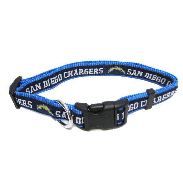 San Diego Chargers Officially Licensed Dog Collar With