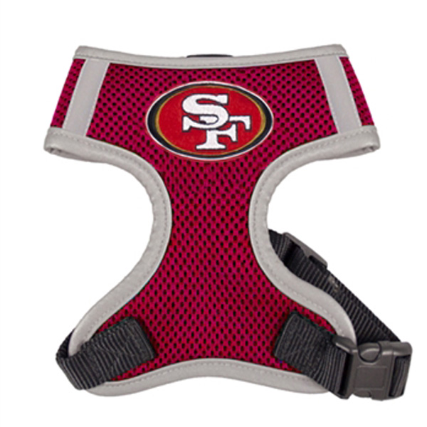 San Francisco 49ers Dog Harness