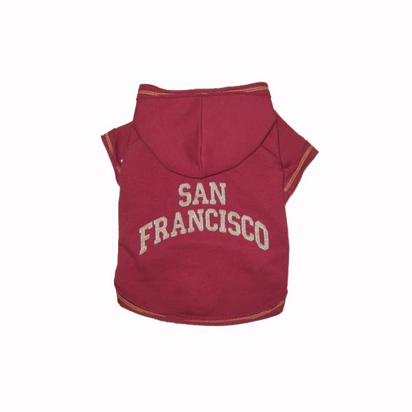 San Francisco Dog Hoodie