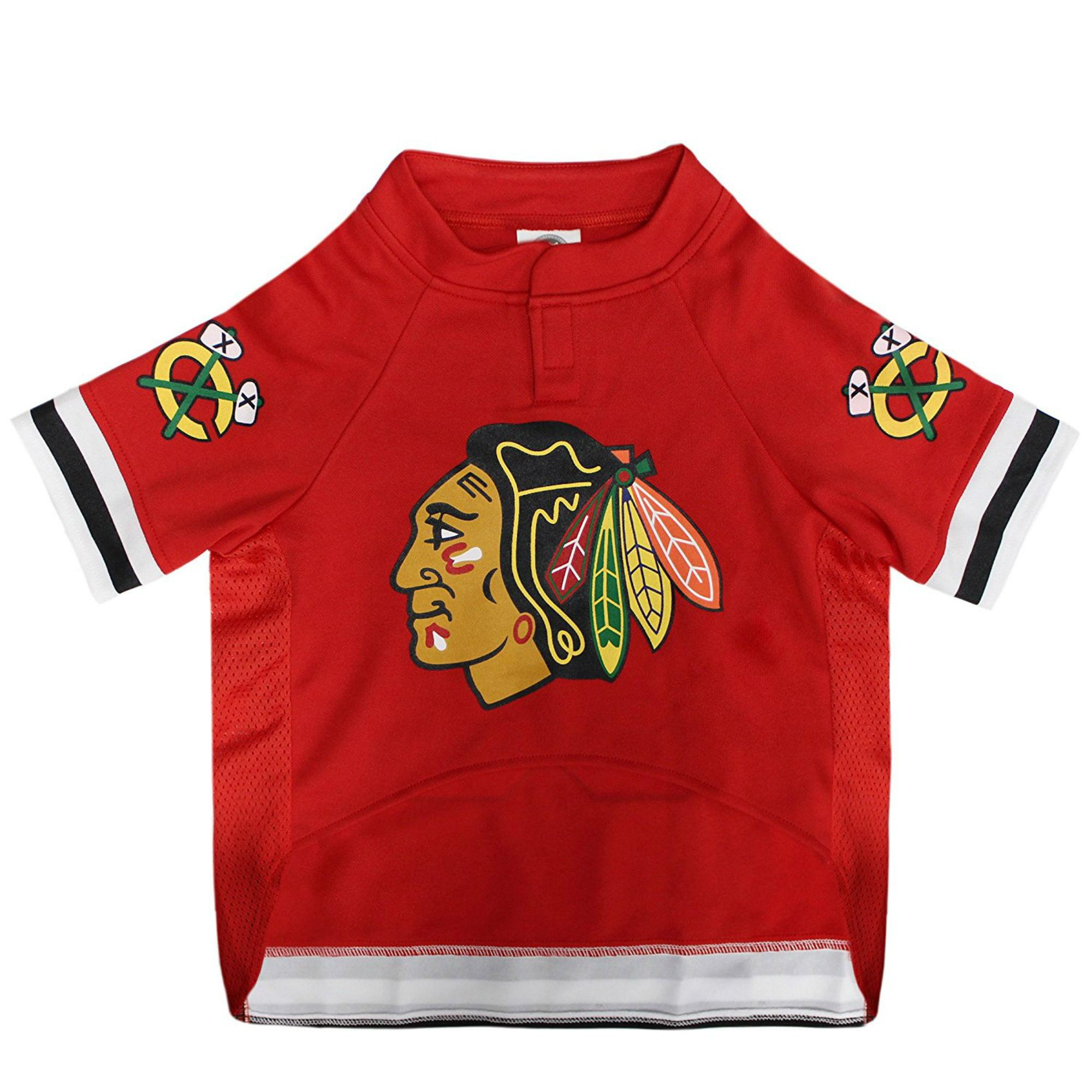 best sneakers fa7f5 f7514 Chicago Blackhawks Alternate Dog Jersey