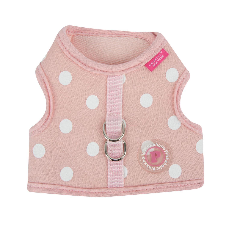 Sassa Dog Harness Vest by Pinkaholic - Pink