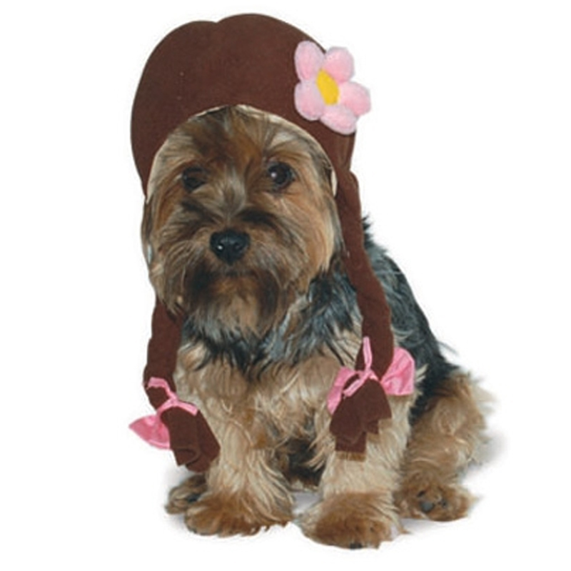 School Girl Dog Hat by Dogo