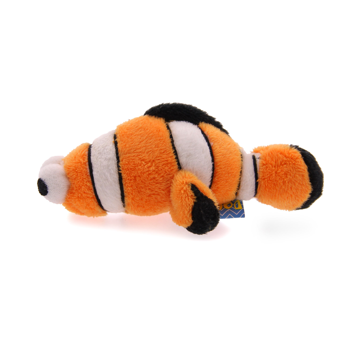 Sea Life Catnip Cat Toy - Clownfish