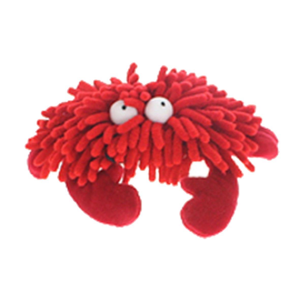 Sea Shammies Dog Toy - Crab