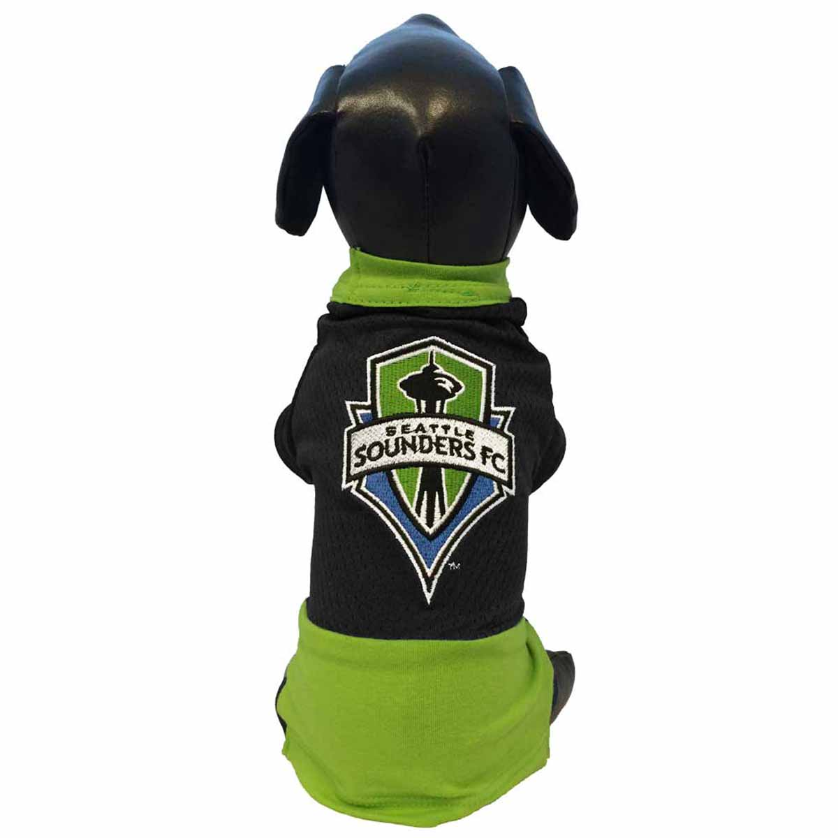 Seattle Sounders Athletic Mesh Dog Jersey