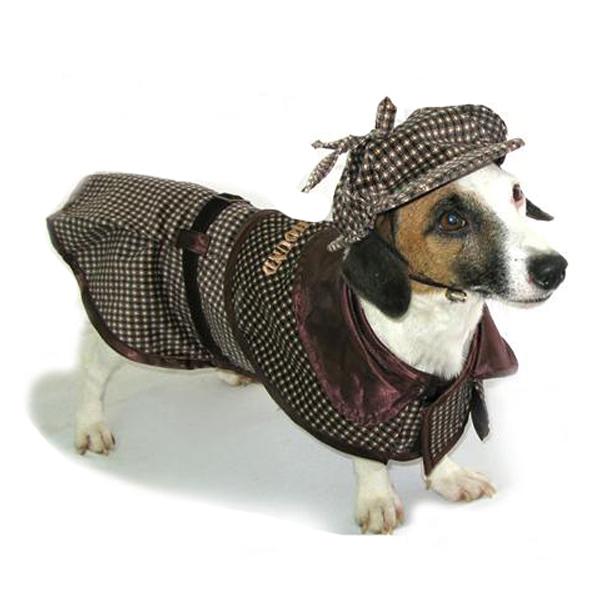 Sherlock Hound Dog Costume