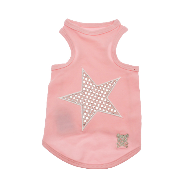 afeda8aaf100 Shining Star Dog Tank Top - Pink | BaxterBoo