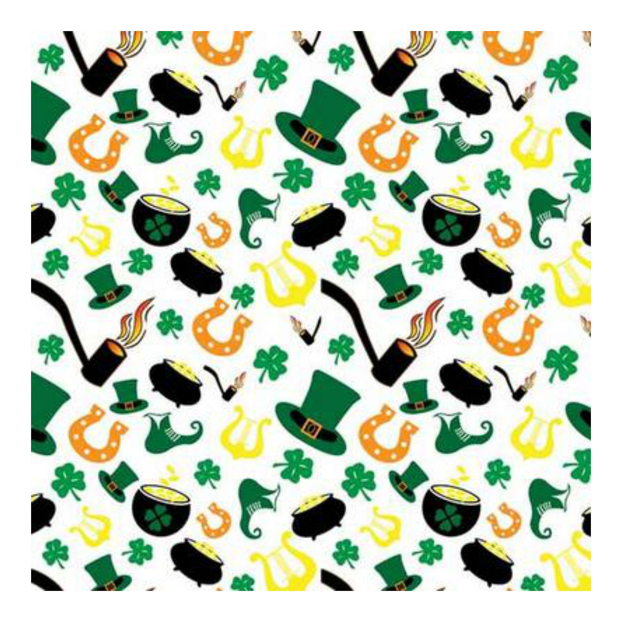 Irish Icons Lucky Dog Bandana