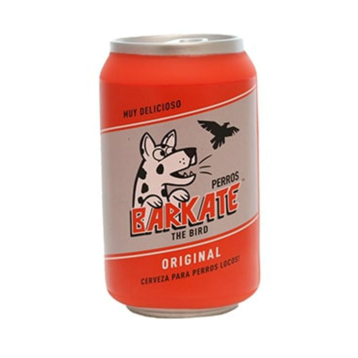 Silly Squeakers Beer Can Dog Toy - Barkate