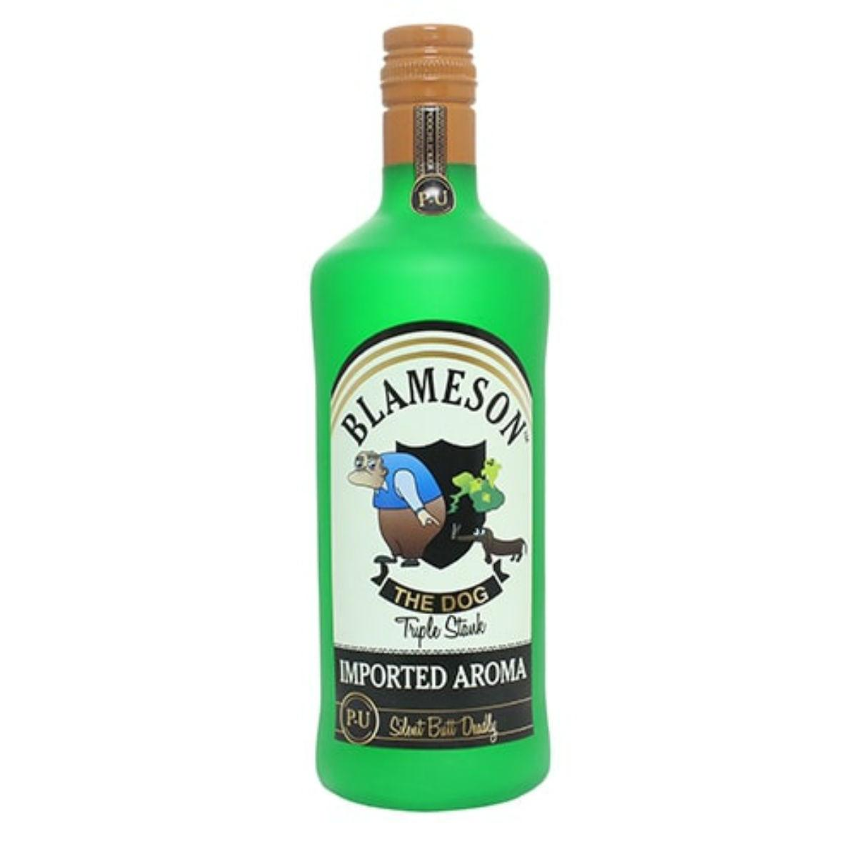 Silly Squeakers Liquor Bottle Dog Toy - Blameson