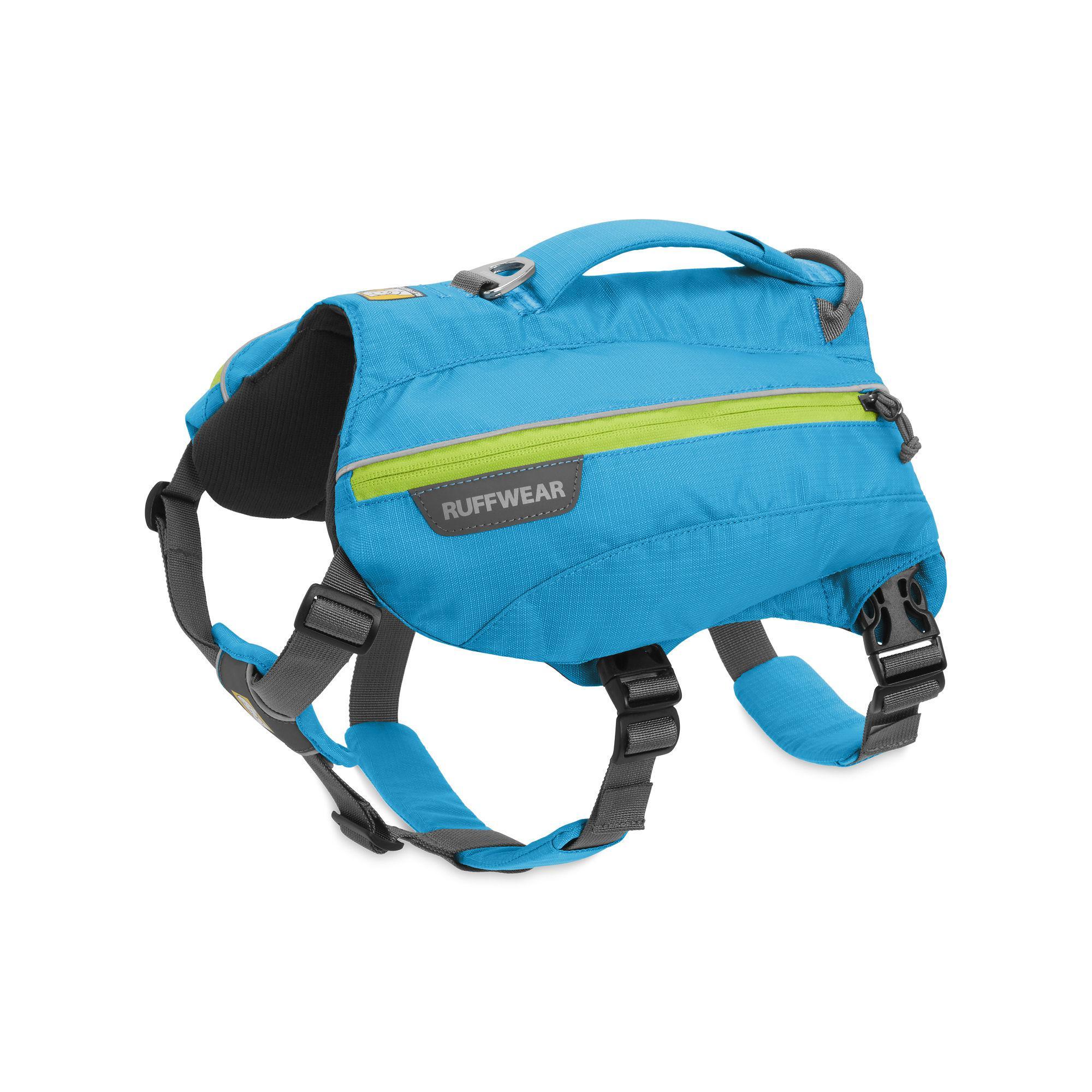 Singletrak Hydration Dog Pack by RuffWear - Blue Dusk