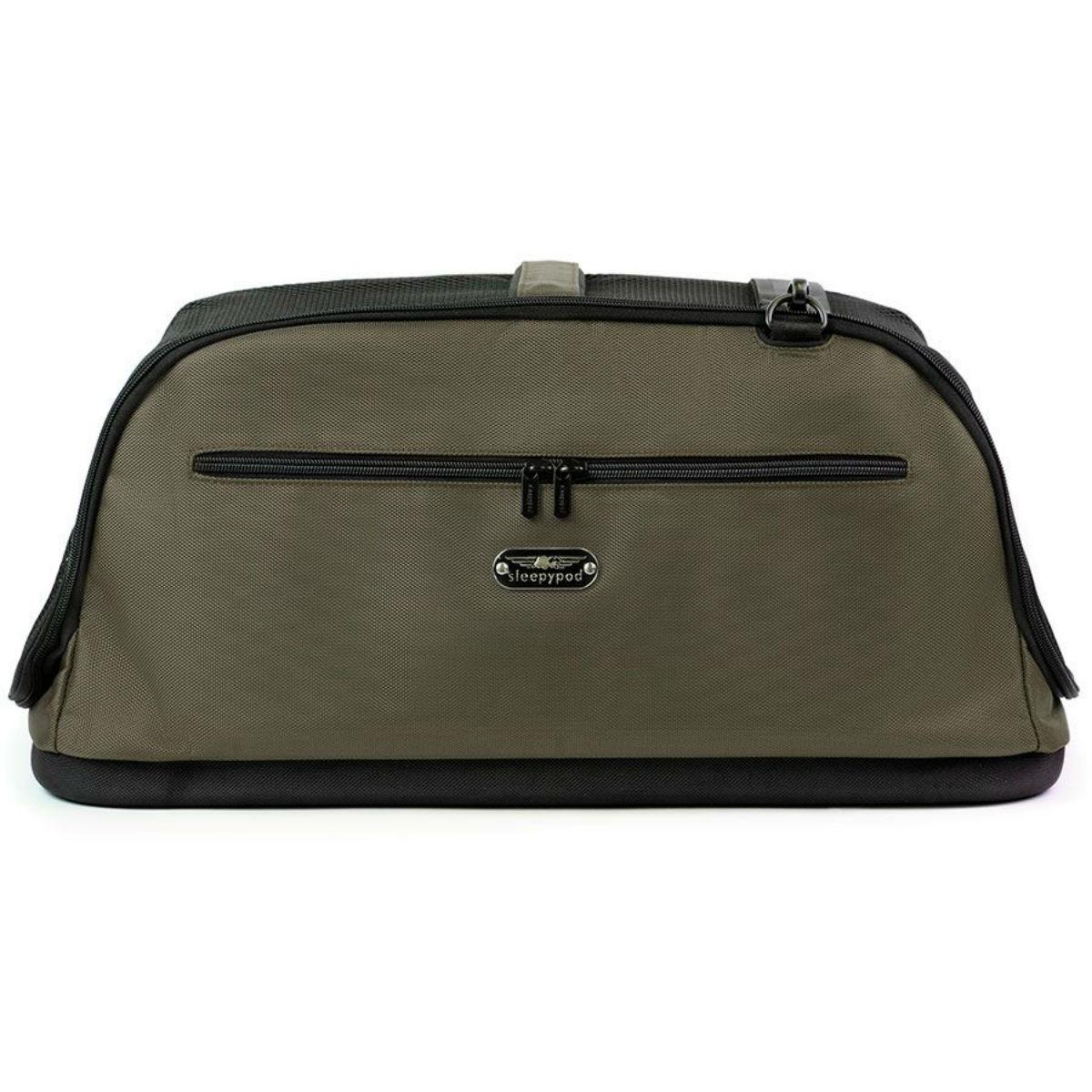 Sleepypod Air Travel Pet Carrier Bed - Olive