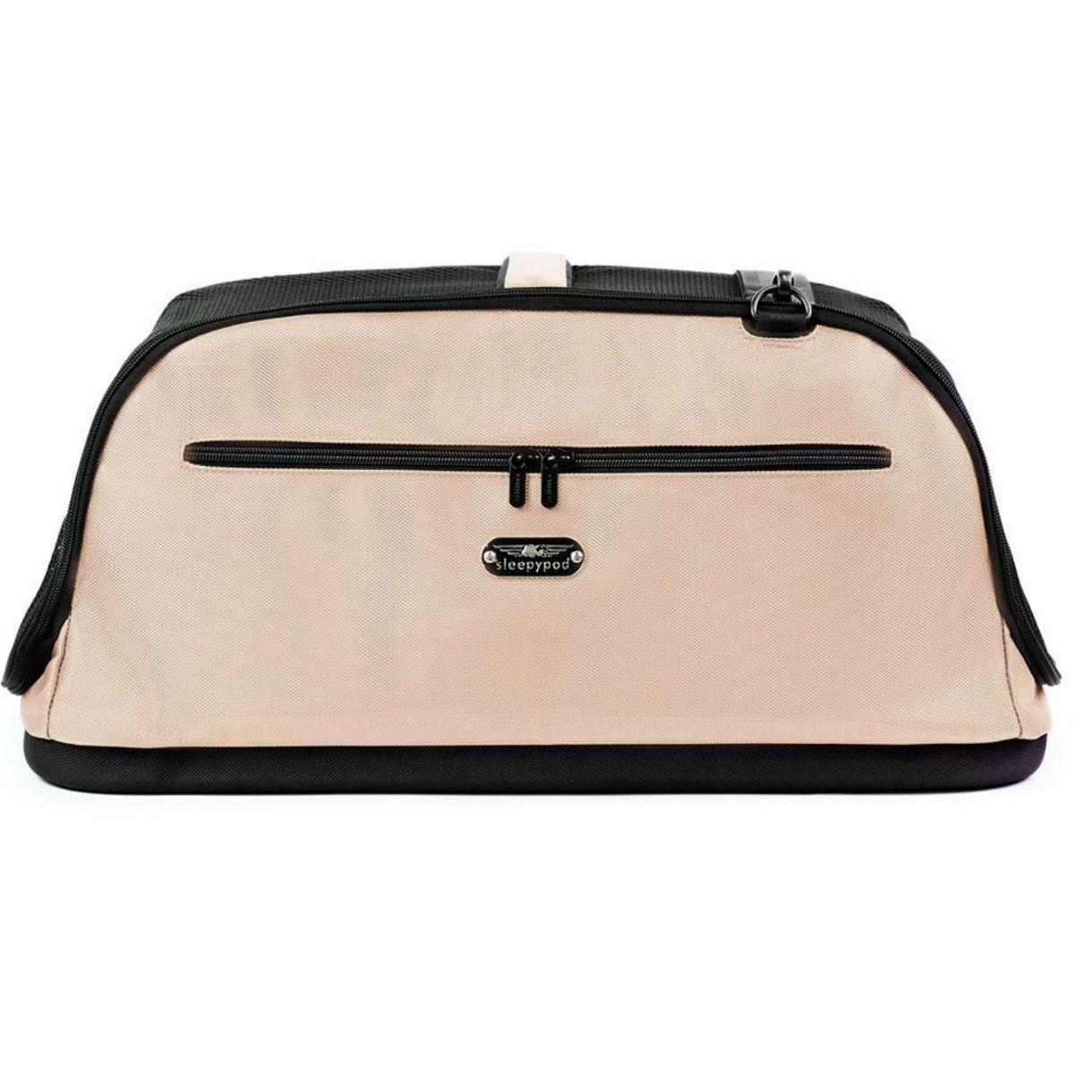 Sleepypod Air Travel Pet Carrier Bed - First Blush