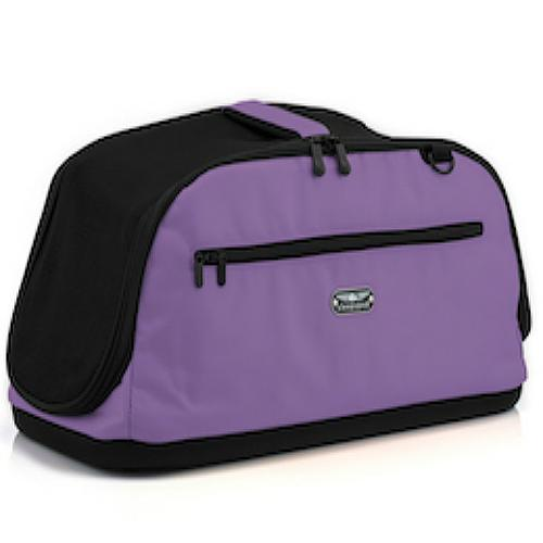 Sleepypod Air Travel Pet Carrier Bed - True Violet
