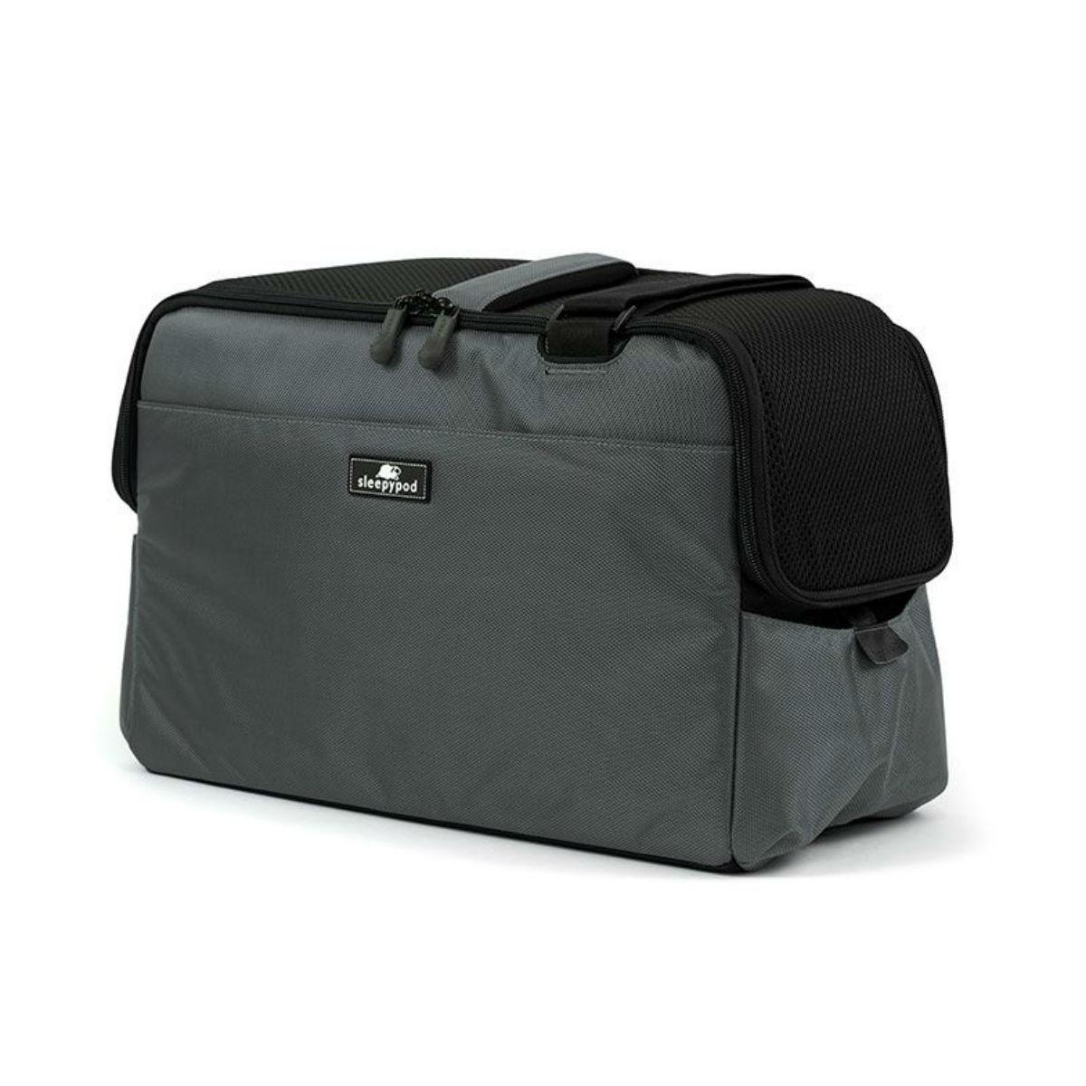 Sleepypod Atom Modern Pet Carrier - Charcoal