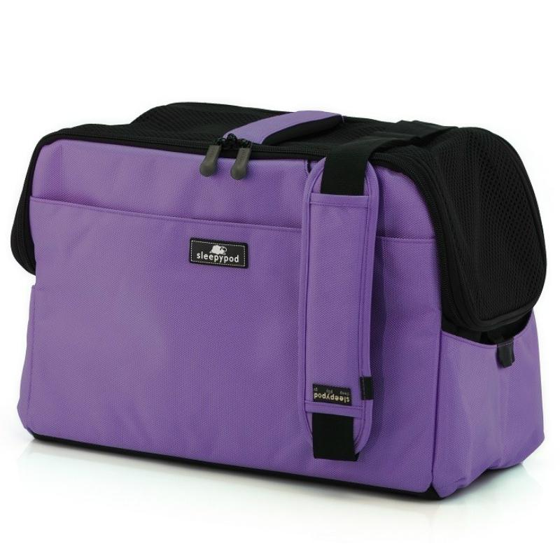 Sleepypod Atom Modern Pet Carrier - True Violet