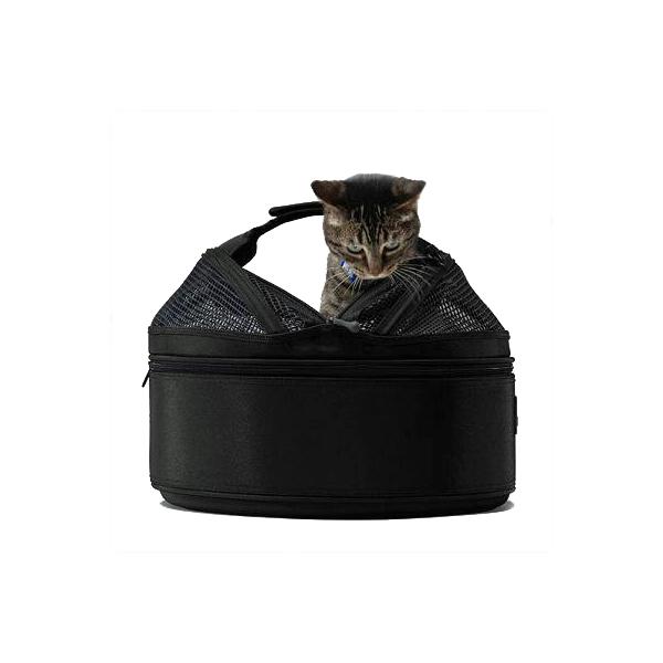 Sleepypod Mobile Pet Carrier Bed - Jet Black