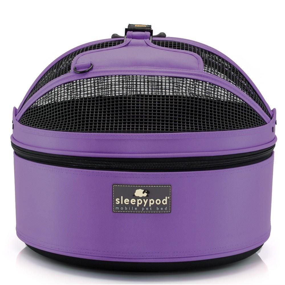 Sleepypod Mobile Pet Carrier Bed - True Violet