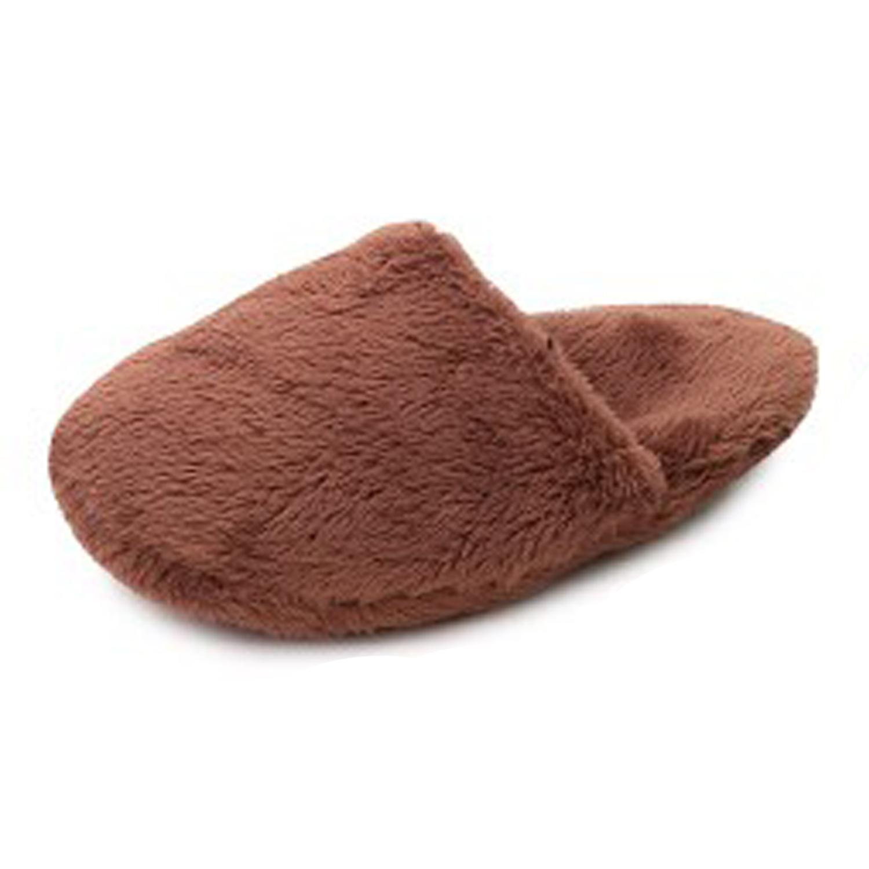 Slipper Dog Toy - Brown