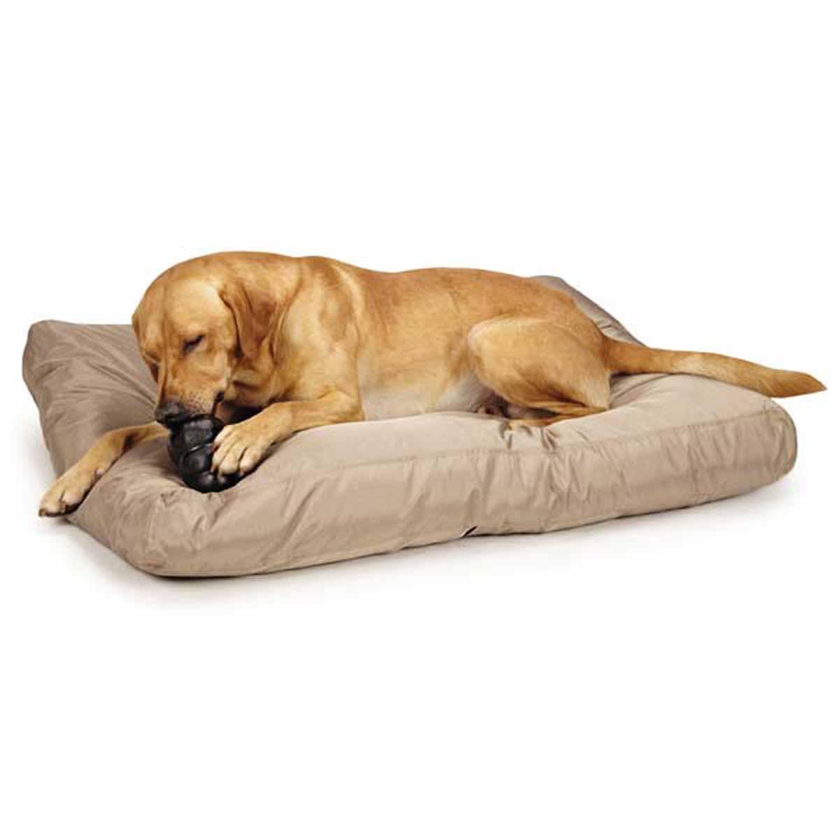 Slumber Pet MegaRuffs Dog Bed - Brown
