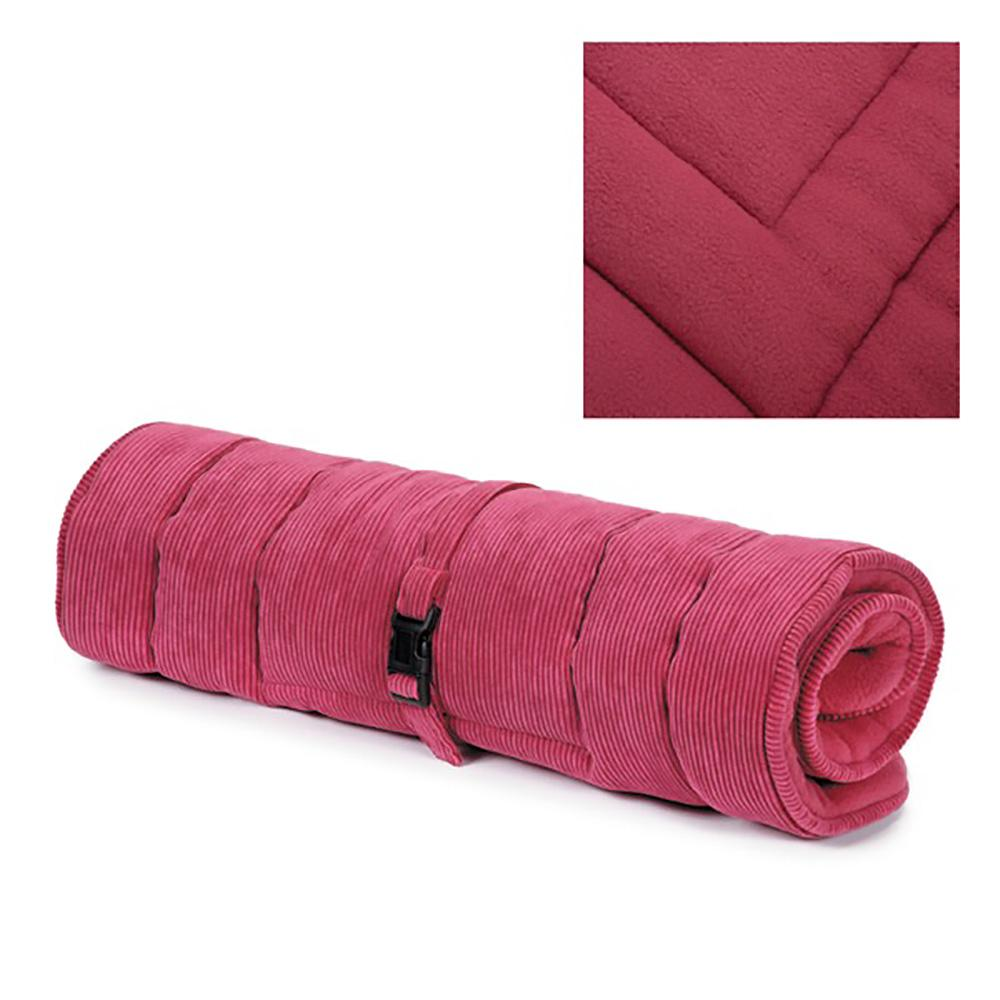 Slumber Pet Reversible Dog Bed - Orchid Pink