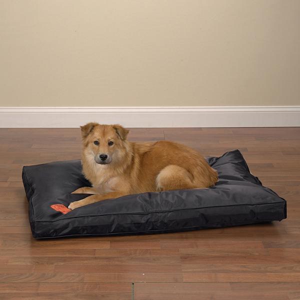 Slumber Pet Toughstructable Dog Bed - Black