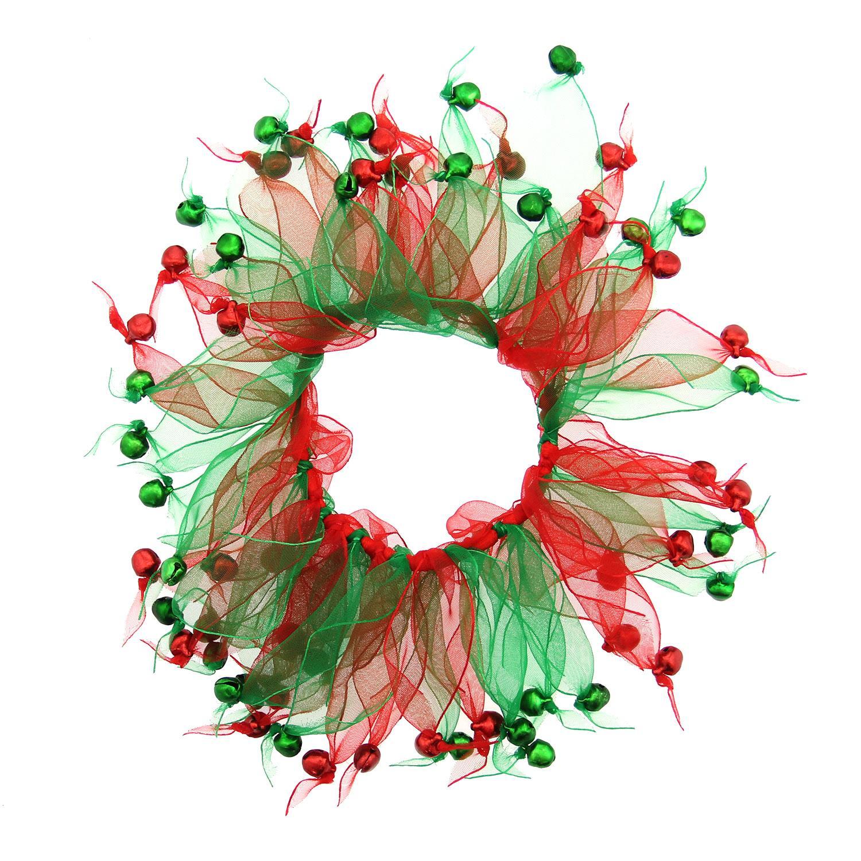 Smoochers Dog and Cat Scrunchie - Christmas Bells