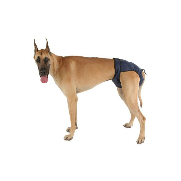 SnuggEase Washable Protective Dog Pants - 2 Pack
