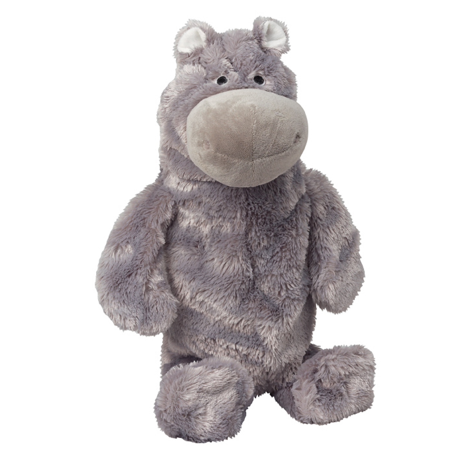 Soda Pop Critters Dog Toy - Hippo