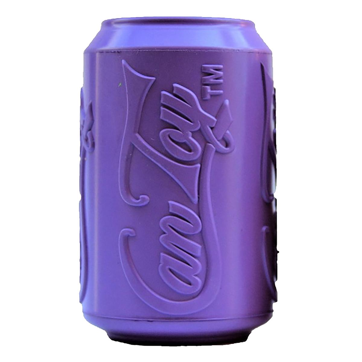 SodaPup Can Dog Toy - Purple Grape Crush
