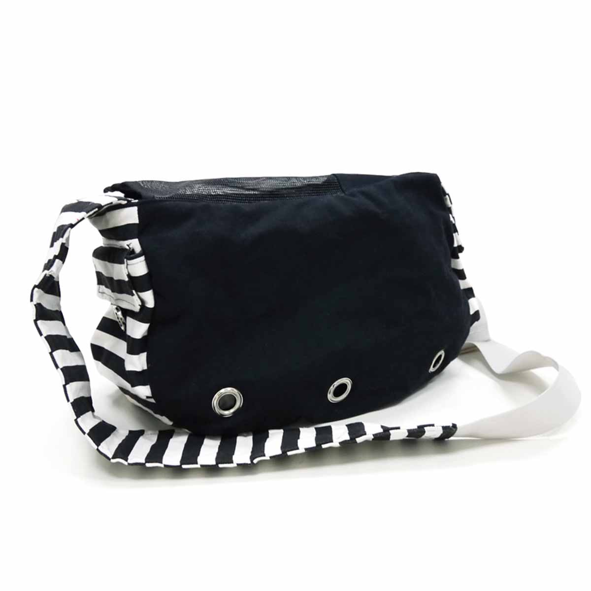Soft Sling Bag Dog Carrier by Dogo - Black