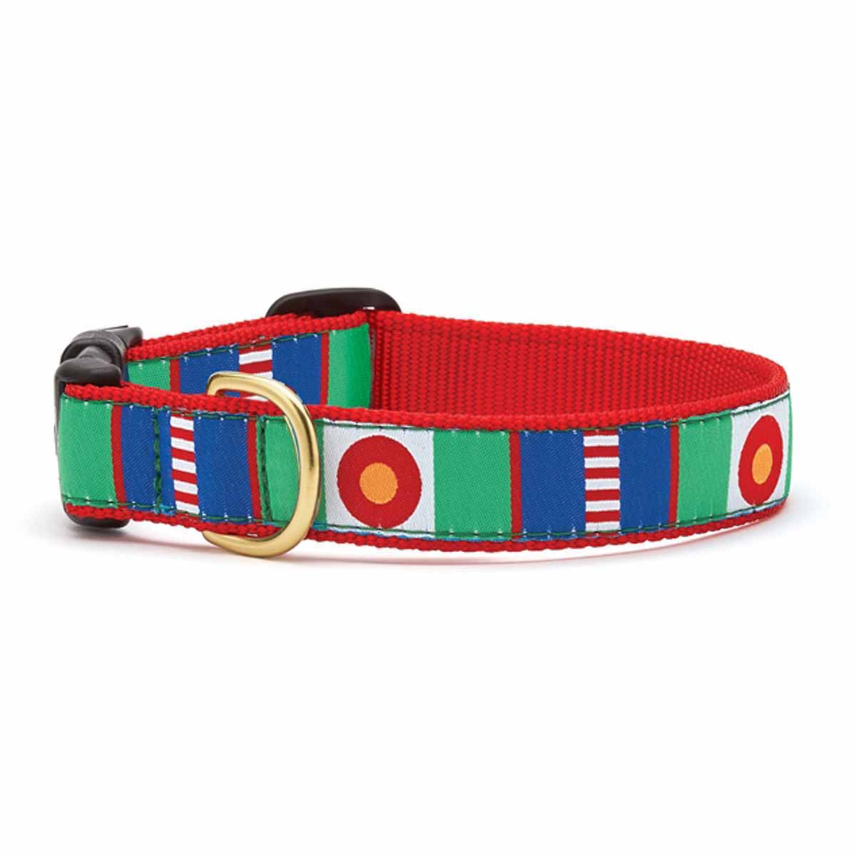 Spot On Dog Collar by Up Country