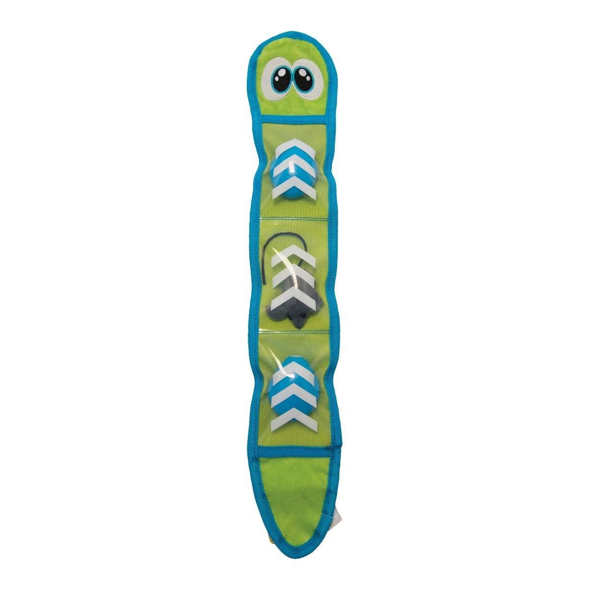 Outward Hound Squeak-Seez Dog Toy - Snake