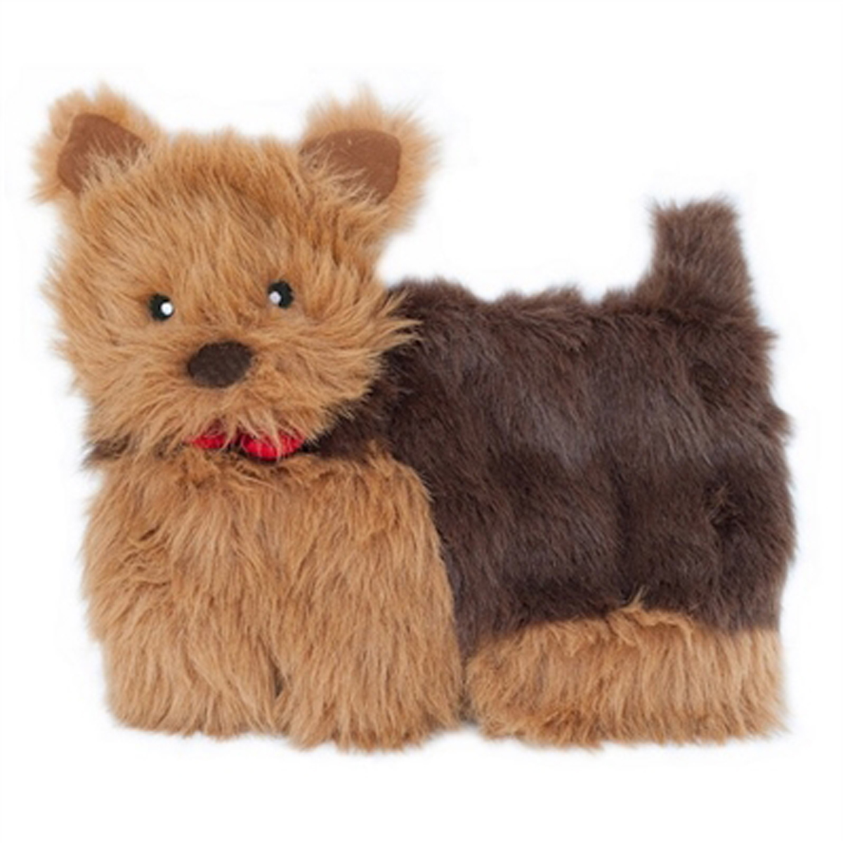 Squeakie Pups Dog Toy Yorkie Baxterboo