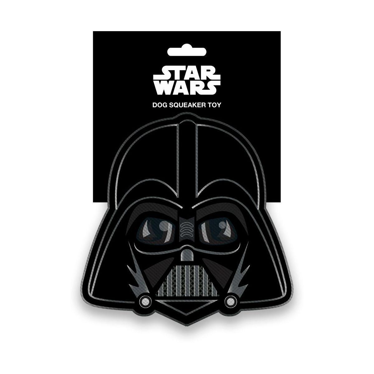 Star Wars Darth Vader Head Dog Toy by Buckle-Down