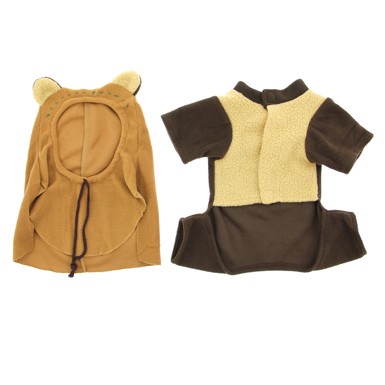 star wars pet costumes ewok costume model ideas. Black Bedroom Furniture Sets. Home Design Ideas