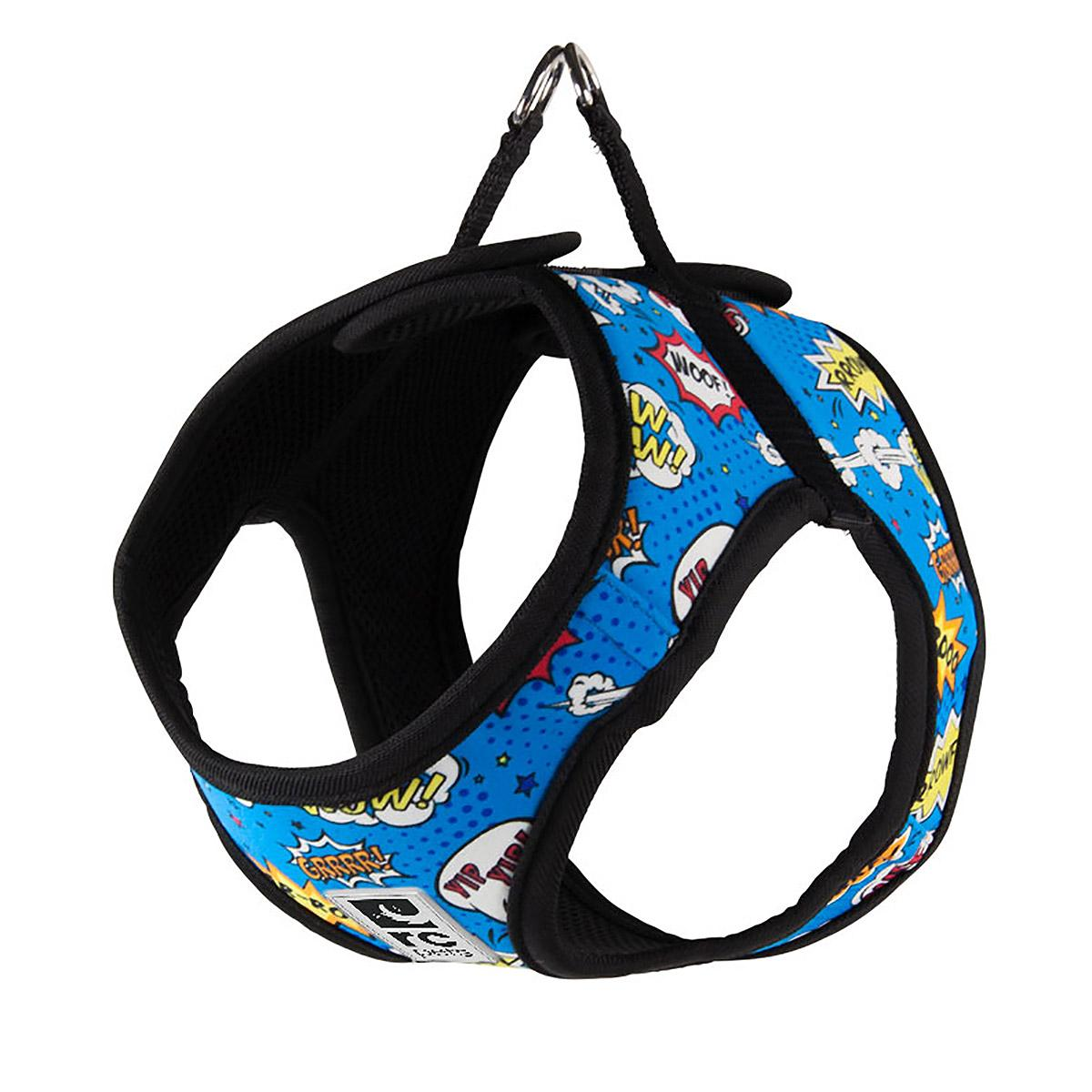 Step-in Cirque Dog Harness - Comic Sounds