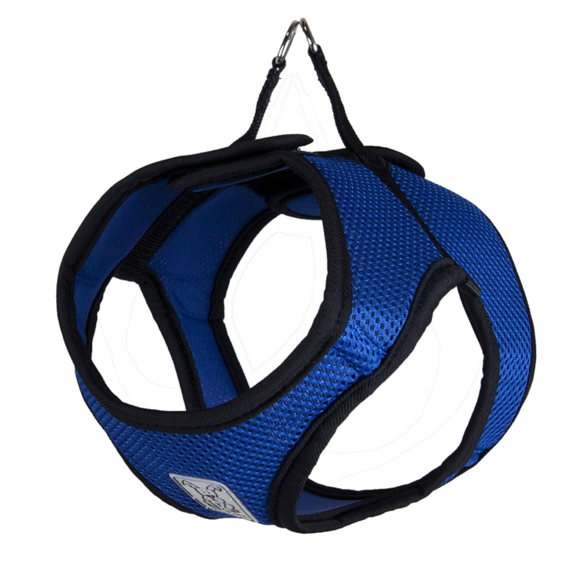 Step-in Cirque Dog Harness - Cobalt Blue