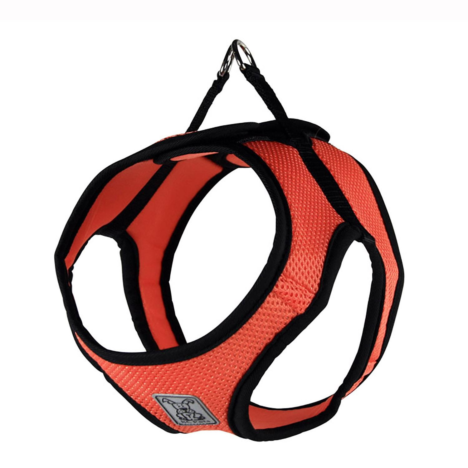 Step-in Cirque Dog Harness - Coral