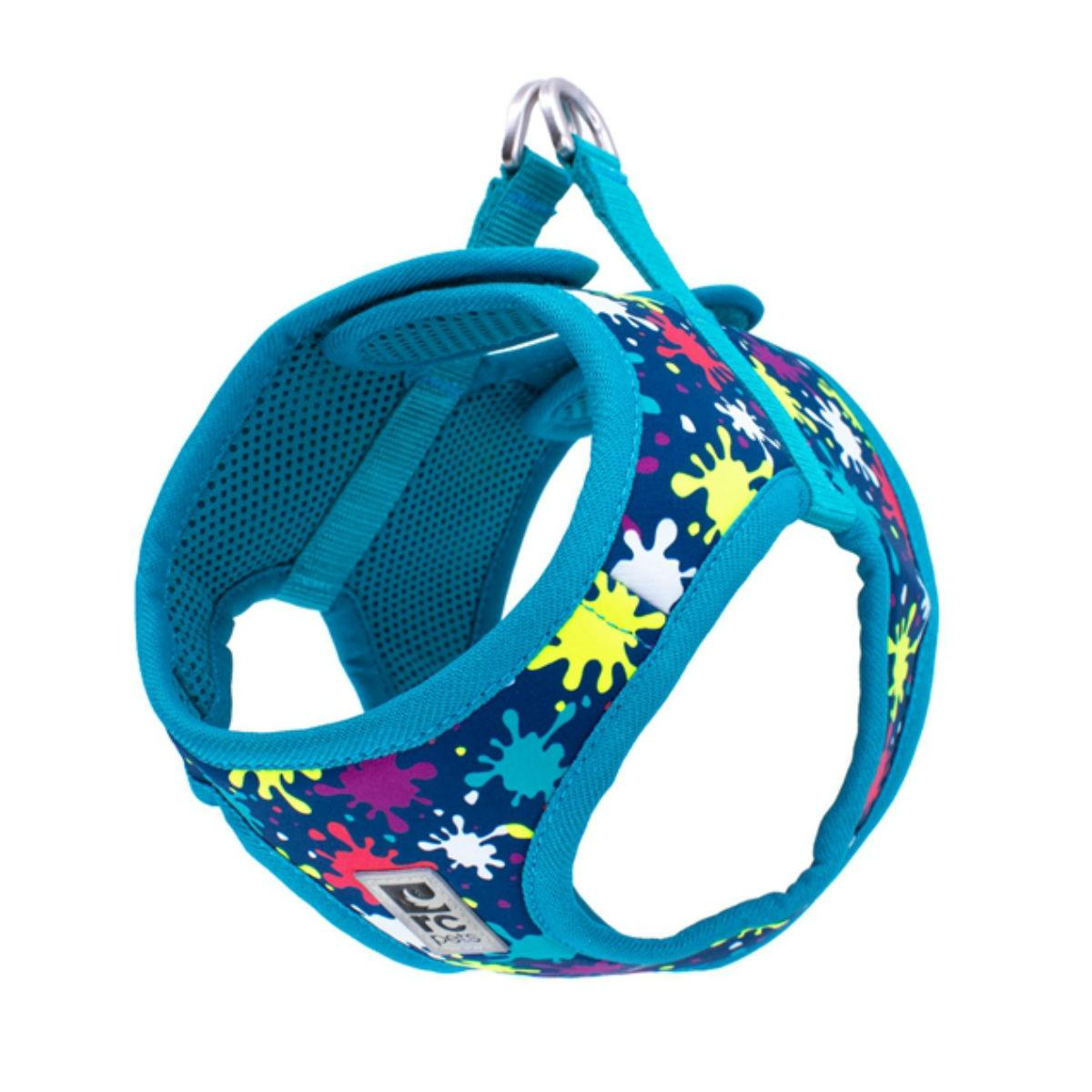 Step-in Cirque Dog Harness - Splatter