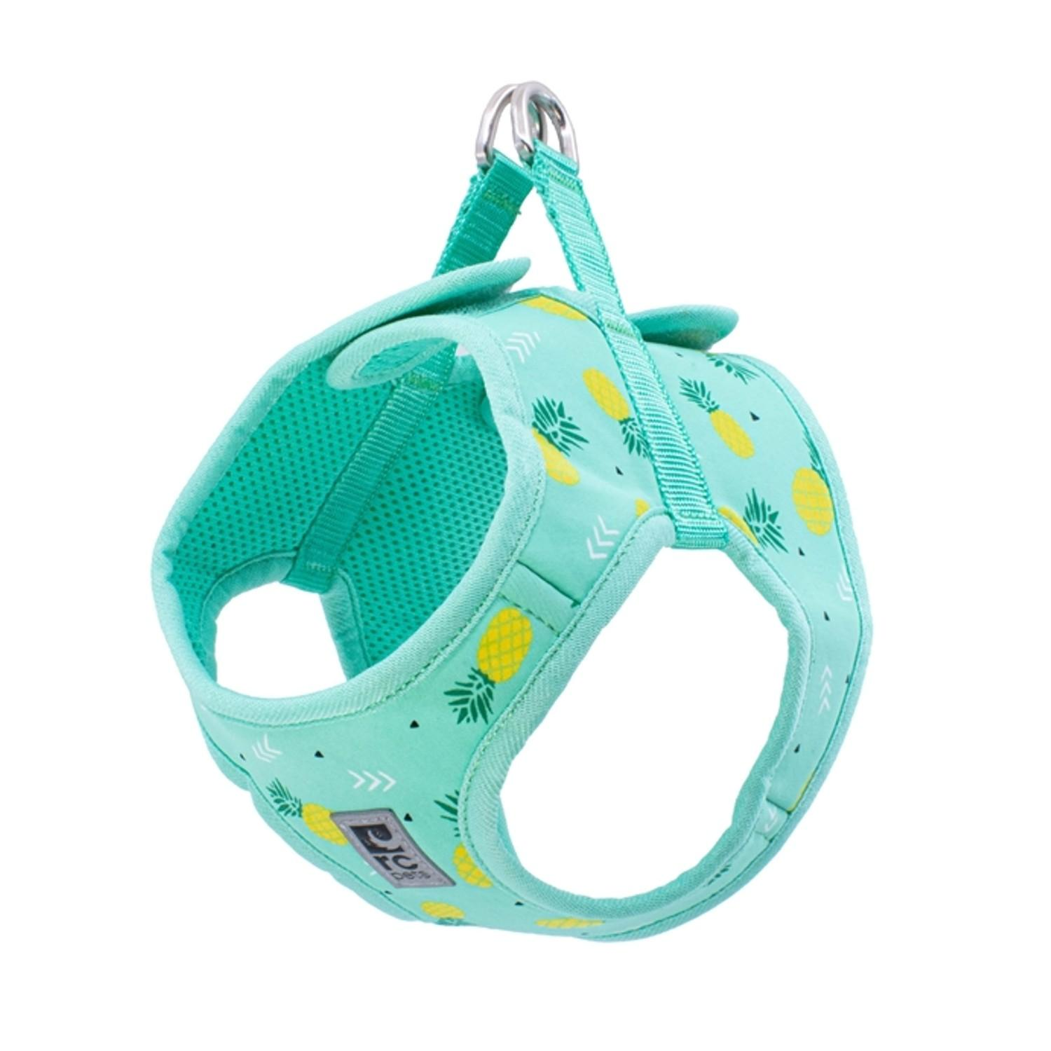 Step-in Cirque Dog Harness - Pineapple Parade
