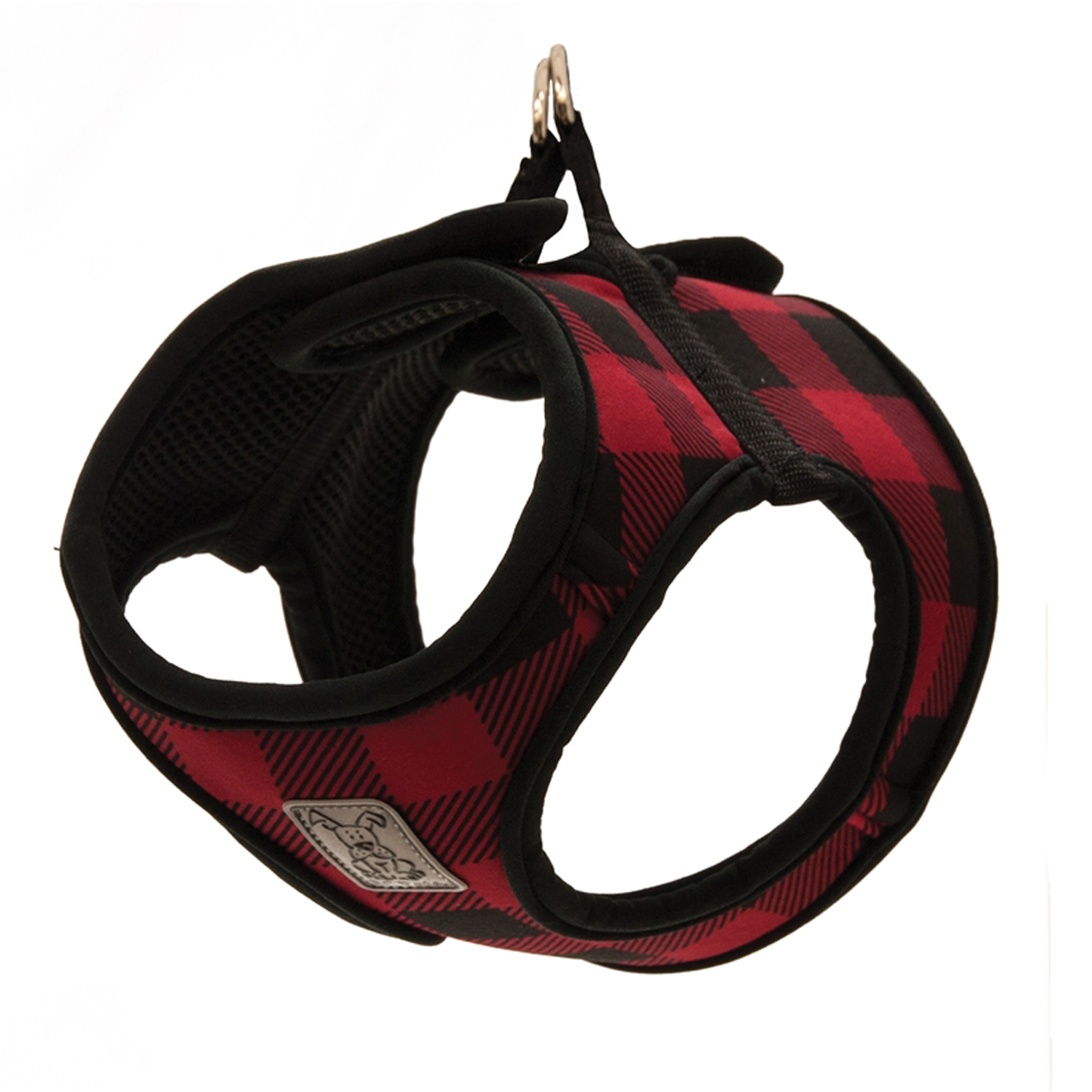 Step-in Cirque Dog Harness - Red Buffalo