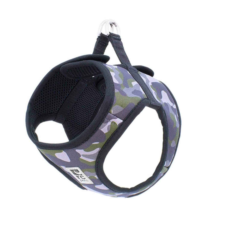 Step-in Cirque Dog Harness - Camo