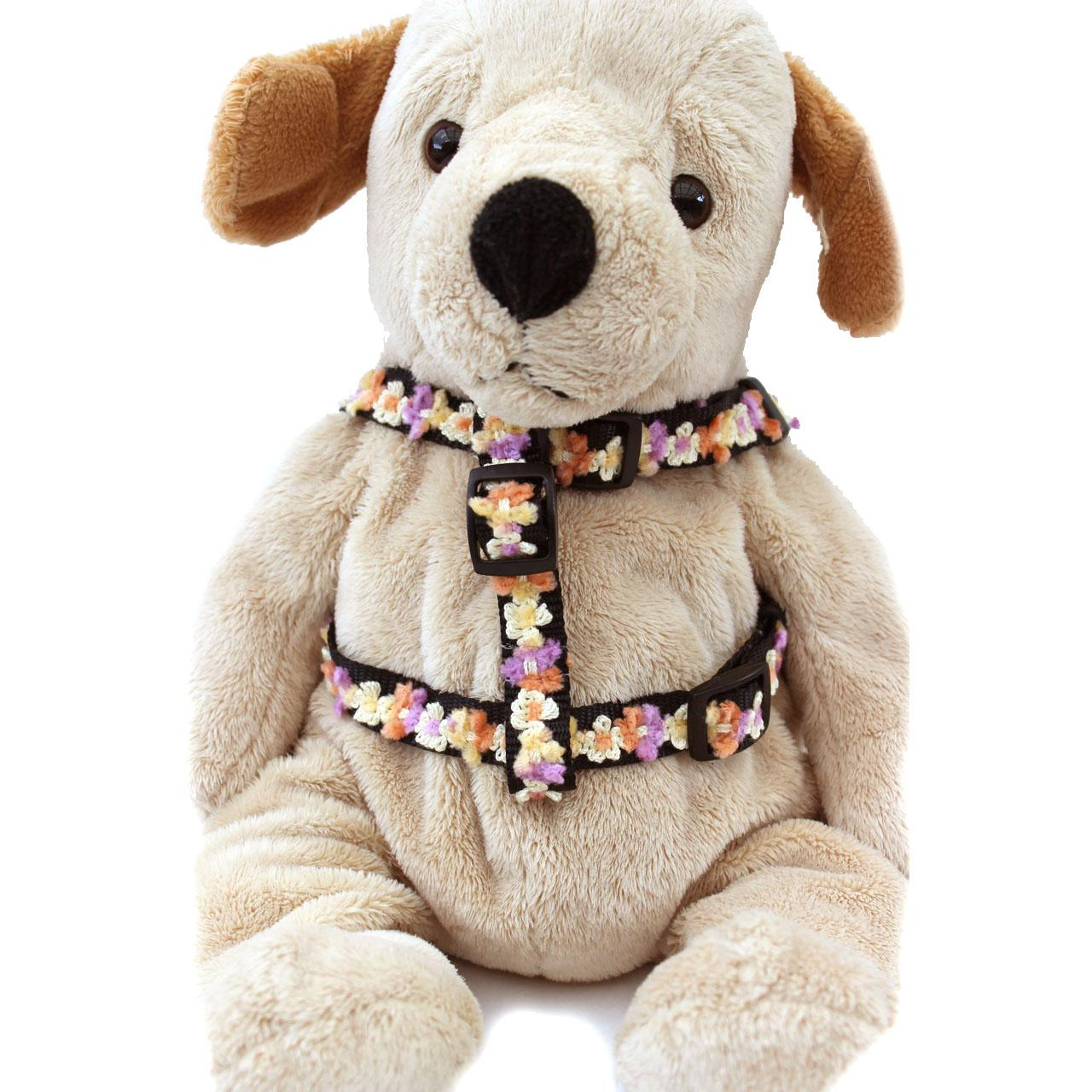 Step-In Dog Harness by Diva Dog - Coco Maize