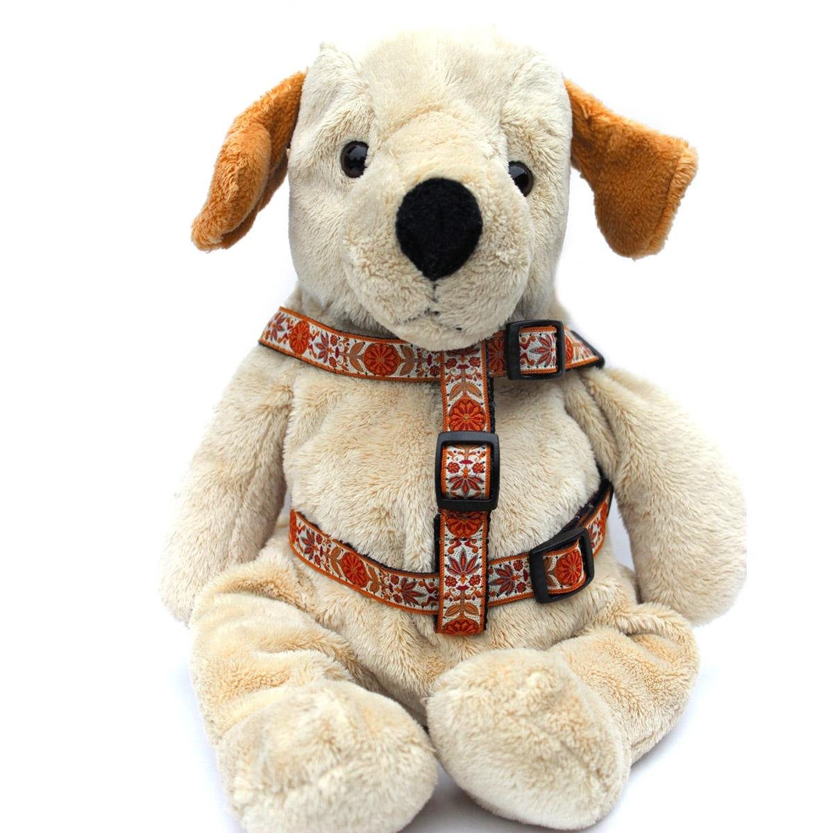 Step-In Dog Harness by Diva Dog - Venice Ivory