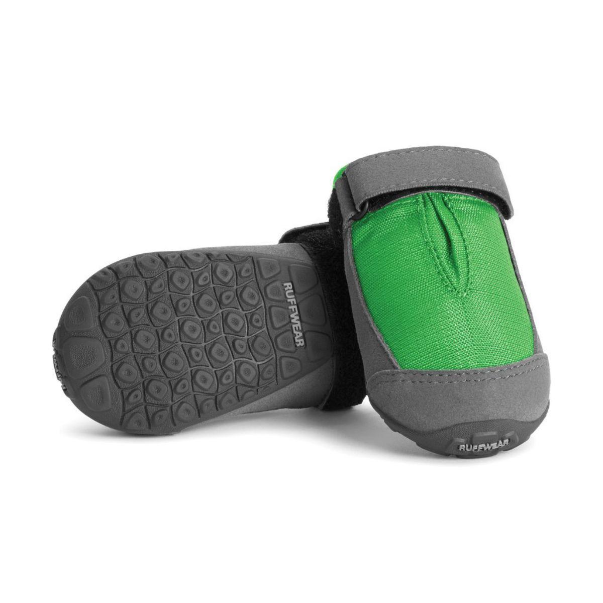 Summit Trex Dog Boots by Ruffwear - 2 Pack - Meadow Green