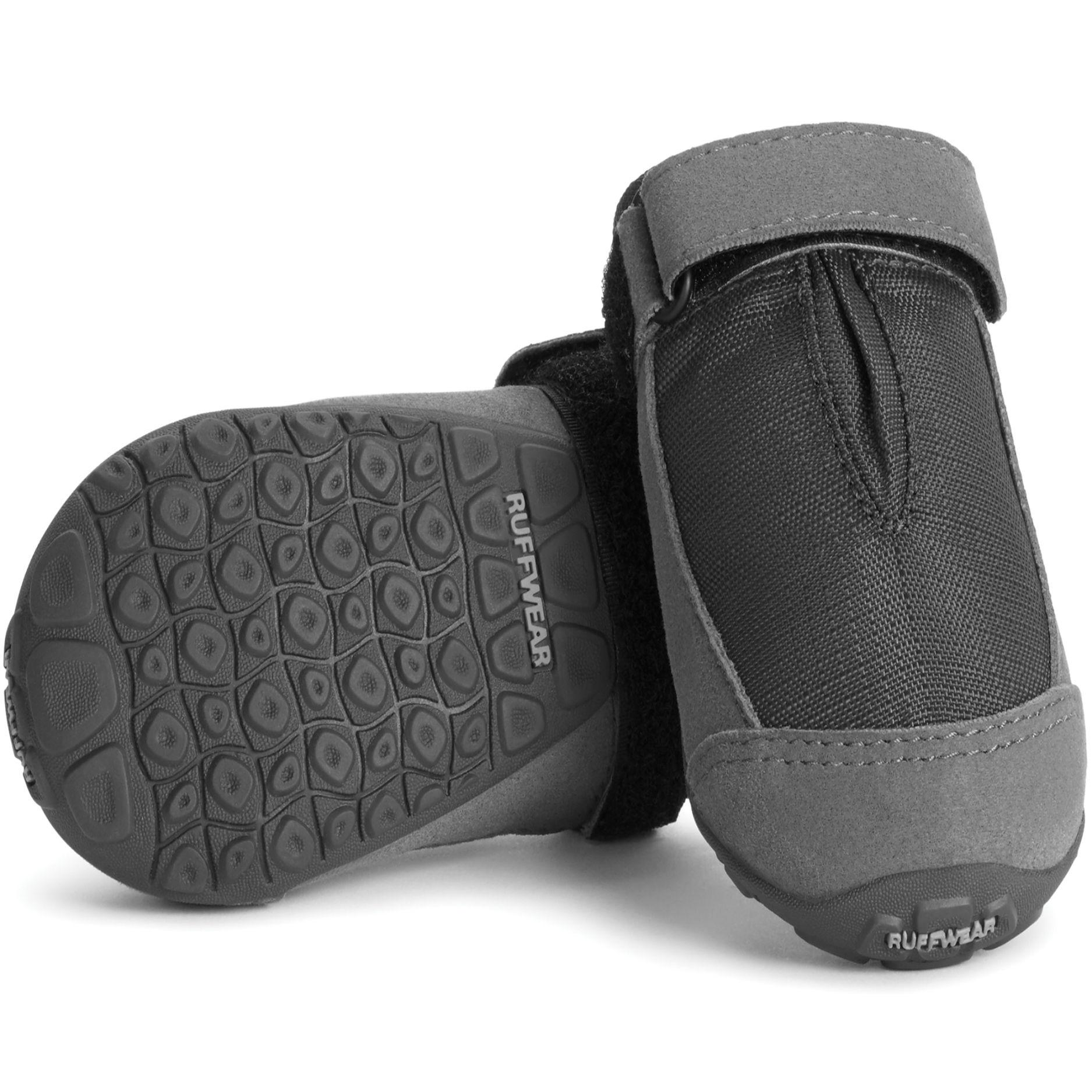 Summit Trex Dog Boots by Ruffwear - 2 Pack - Twilight Gray