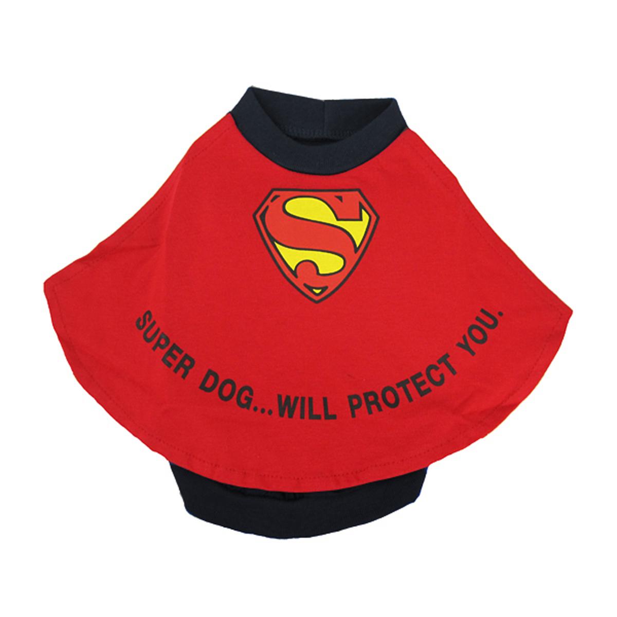 Superhero Dog Costume - Super Dog
