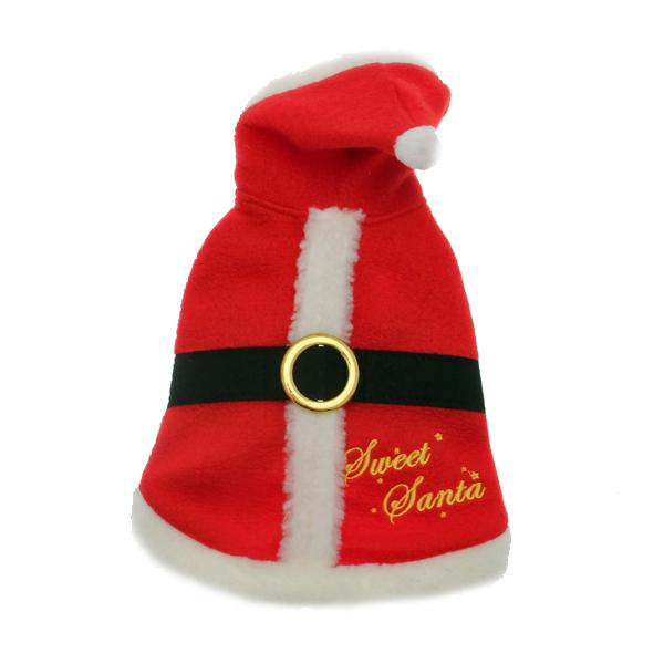 Sweet Santa Christmas Dog Jacket