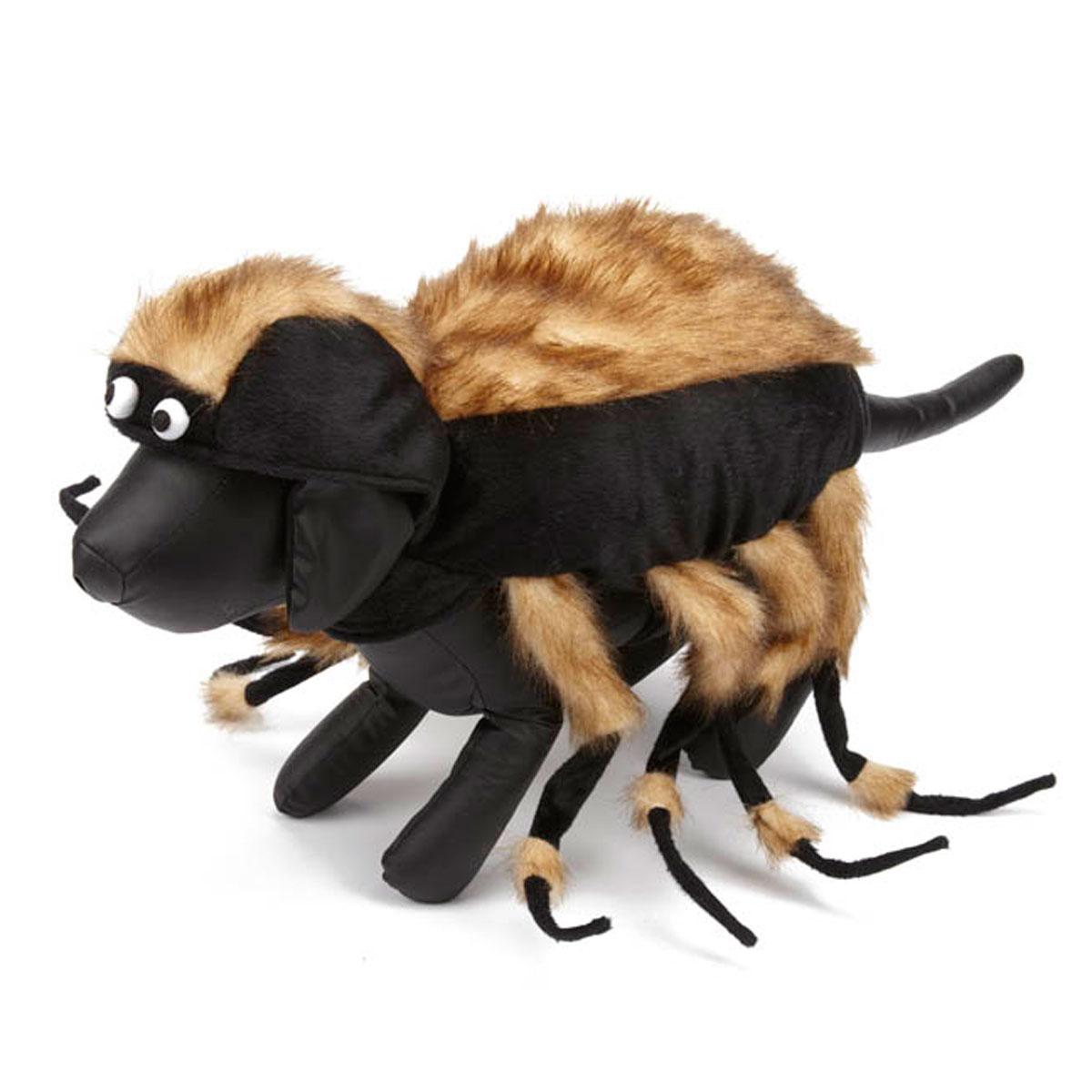Fuzzy Tarantula Halloween Dog Costume